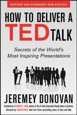 HOW TO DELIVER A TED TALK: SECRETS OF TH