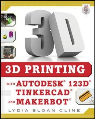 3D PRINTING WITH AUTODESK 123D, TINKERCA
