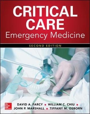 Critical Care Emergency Medicine, Second Edition
