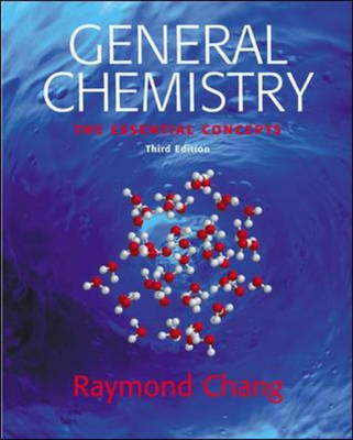 General Chemistry The Essential Concept