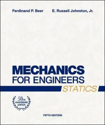 Mechanics For Engineers,Statics