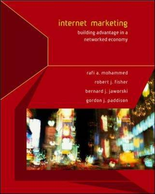 Internet Marketing: Building Advantage In A Networked    Economy + E-commerce Powerweb 2ed