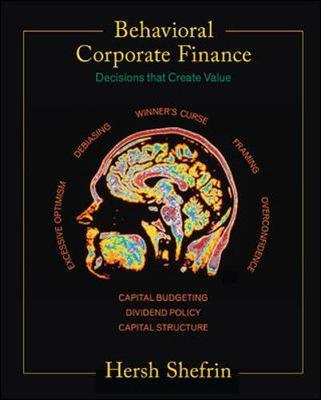 Behavioral Corporate Finance