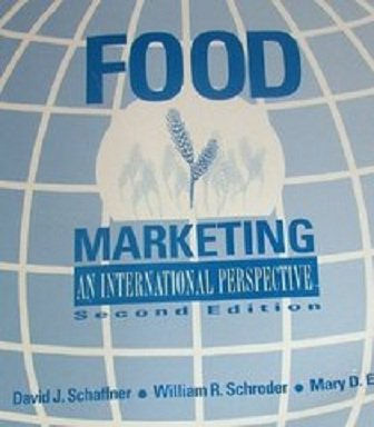 Food Marketing an International Perspective