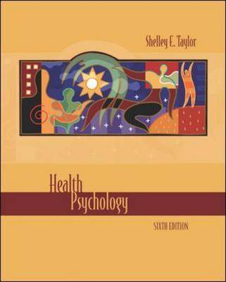 Health Psychology: With PowerWeb