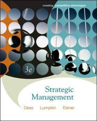 Strategic Management: Strategic Management WITH Online Learning Center Access Card