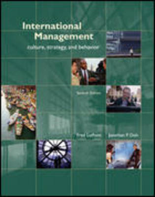 International Management: Culture, Strategy, and Behavior