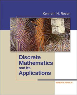 Discrete Mathematics & Its Application