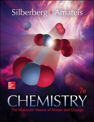 Chemistry: the Molecular Nature of Matter and Change 7th Edition