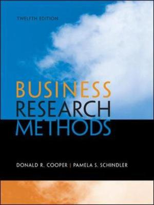 Business Research Metho