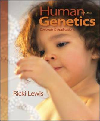 Human Genetics: Concepts and Applications