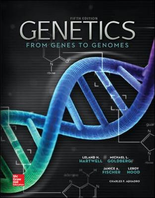 Genetics : From Genes to Genomes 5th Edition