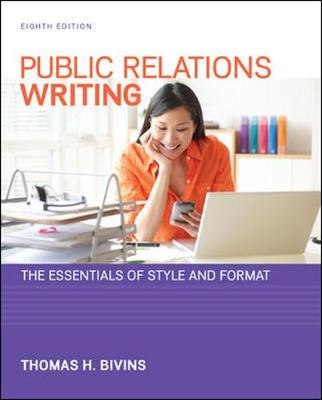 Public Relations Writing The Essentials of Style and Format 8th Edition