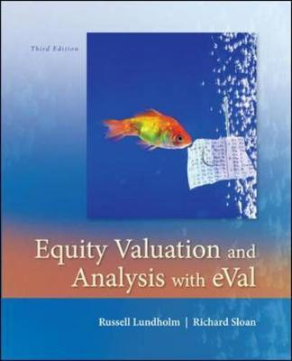 Equity Valuation and Analysis w/eVal