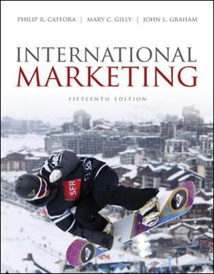 International Marketing 15th Edition