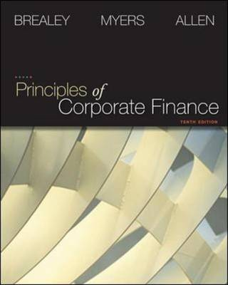 Principles of Corporate Finance 10th Edition