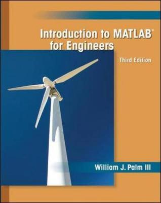 Introduction To Matlab 8 For Engineers