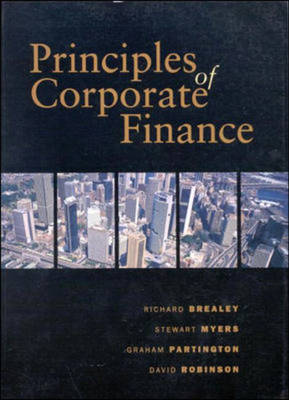 Principles of Corporate Finance: Australian Edition