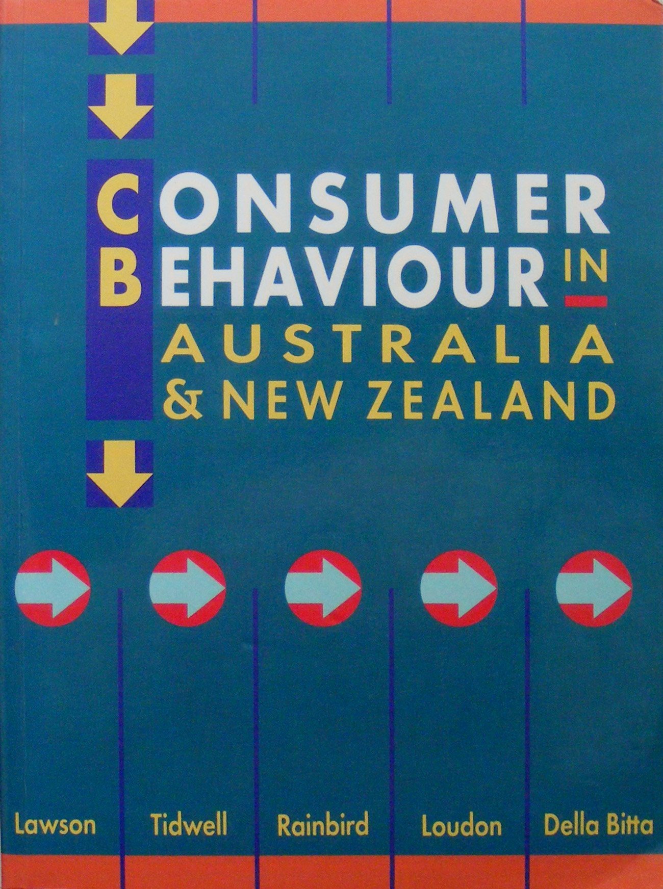 Consumer Behaviour in Australasia