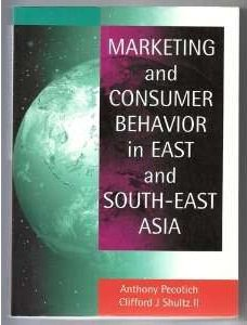 Marketing and Consumer Behaviour in Asia