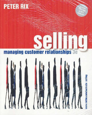 Selling  Managing Cust Relations