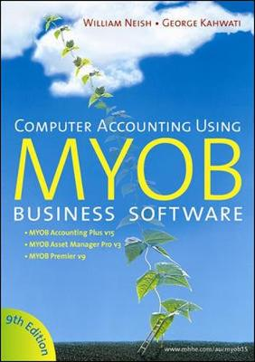 Computer Accounting Using MYOB V15 Business Software