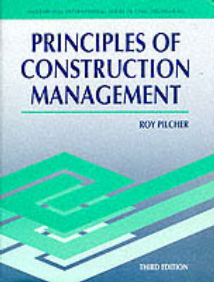 Principles of Construction Management