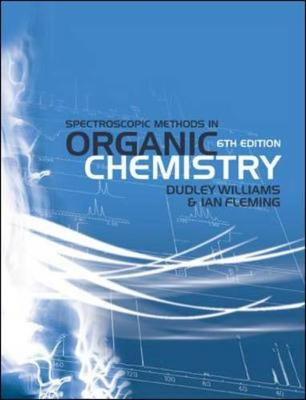Spectroscopic Methods In Organic Chemist