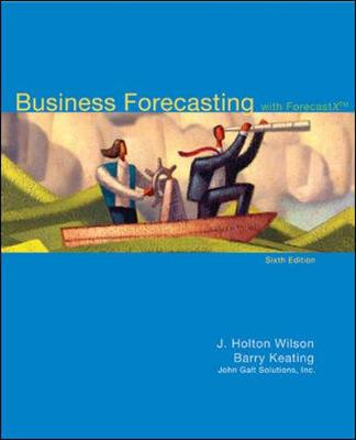 Mp Business Forecasting With Forcastx Software Cd
