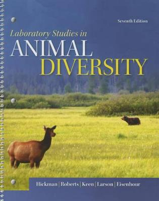 Laboratory Studies  for Animal Diversity 7th Edition