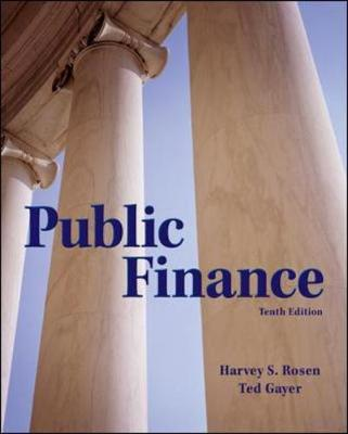 Public Finance 10th Edition