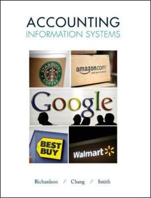 Accounting Information Systems 1st Edition