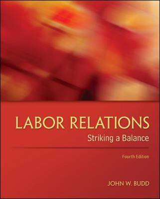 Labor Relations: Striking Balance