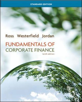 Fundamentas Of Corporate Finance Standard Edition