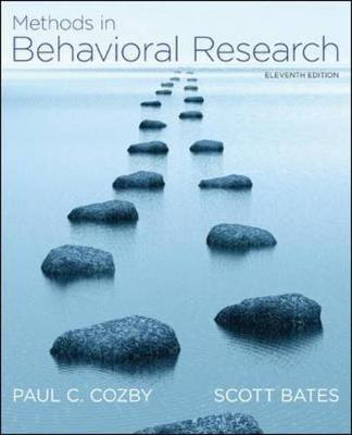 Methods In Behavorial Research