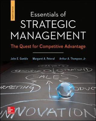 Ess Strategic Mgmt: Quest Comptve Advntg
