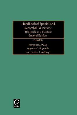 Handbook of Special and Remedial Education: Research and Practice