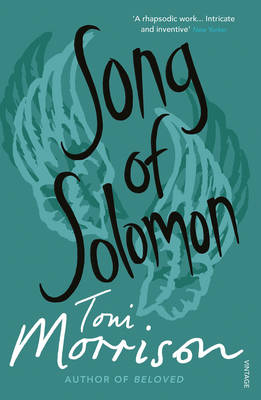 Song of Solomon: A Novel