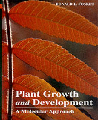 Plant Growth And Development A Molecular Approach 1ed