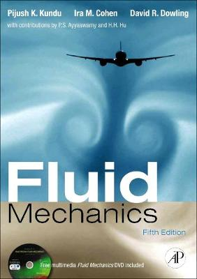 Fluid Mechanics with Multimedia DVD, Fifth Editiin
