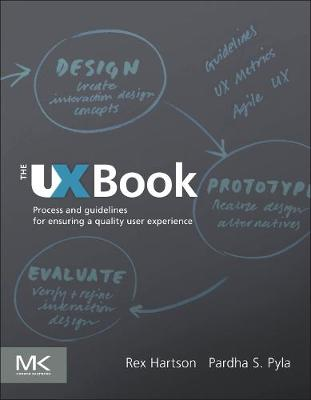 UX Book: Process and Guidelines for Ensuring a Quality User Experience