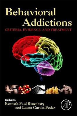 Behavioral Addictions, 1st Edition