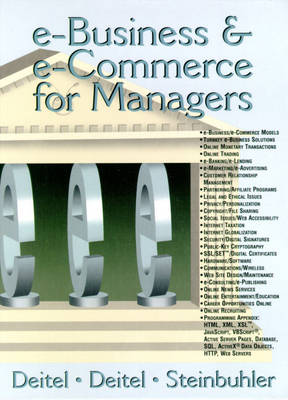 E-Business and e-Commerce for Managers