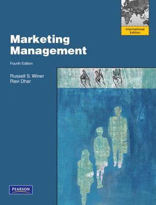 Marketing Management: International Edition