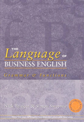 The Language of Business English