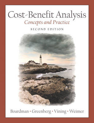 Cost-benefit Analysis: Concepts and Practice