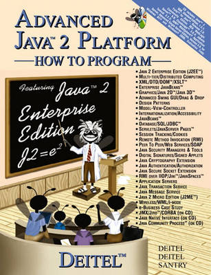 Advanced Java: How to Program