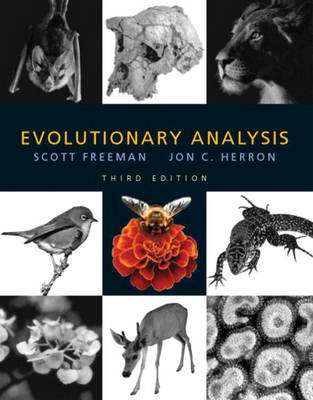 Evolutionary Analysis 3ed