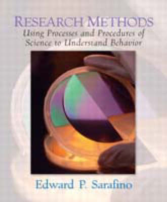 Research Methods: Using Processes & Procedures of Science to Understand Behavior