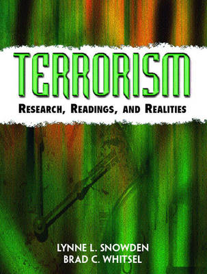 Terrorism: Research, Readings and Realities